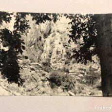 Postales: BEGIS (CASTELLÓN) POSTAL FOTOGRAFÍCA, RINCÓN RÍO PALANCIA. EDITA: LA INDUSTRIAL FOTOGRAFÍCA. Lote 180237531