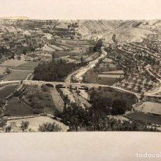 Postales: BEGIS (CASTELLON) PASO EL TORO. RÍO PALANCIA EDITA: INDUSTRIAL FOTOGRAFÍCA (A.1963) CIRCULADA... Lote 180237843