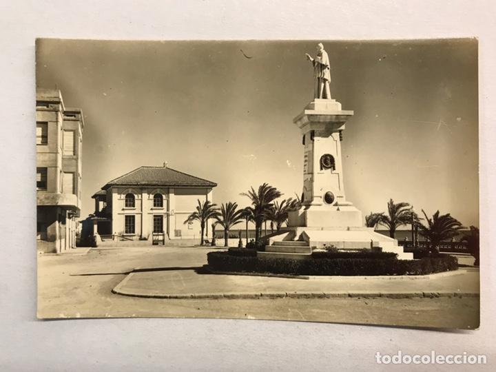 VINAROZ (CASTELLÓN) POSTAL NO.16, PASEO GENERALISIMO. EDITA: COMERCIAL PRAT (A.1959) ESCRITA (Postales - España - Comunidad Valenciana Moderna (desde 1940))