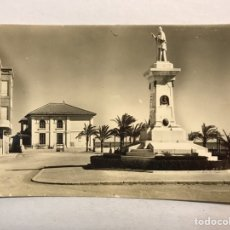 Postales: VINAROZ (CASTELLÓN) POSTAL NO.16, PASEO GENERALISIMO. EDITA: COMERCIAL PRAT (A.1959) ESCRITA. Lote 180239391