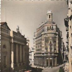 Postales: POSTAL VALENCIA CALLE DE LAS BARCAS ESCRITA EN 1961 - -R-7. Lote 180264012