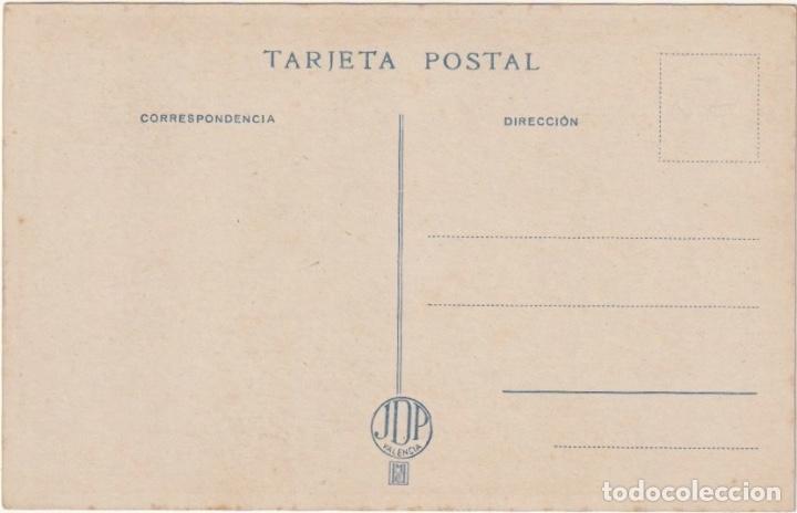 Postales: POSTAL VALENCIA CALLE DE LAS BARCAS - -R-7 - Foto 2 - 180264702