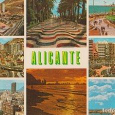 Postales: ALICANTE, BELLEZAS DE LA CIUDAD - GARCIA GARRABELLA Nº 225 - S/C. Lote 180278426