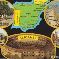 Postales: ALICANTE, BELLEZAS DE LA CIUDAD - GARCIA GARRABELLA Nº 162 - S/C. Lote 180278465