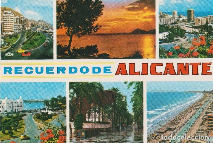 ALICANTE, DIVERSOS ASPECTOS - COMERCIAL VIPA BEASCOA 6908 - S/C (Postales - España - Comunidad Valenciana Moderna (desde 1940))