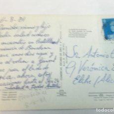 Postales: POSTAL ORIGINAL CIRCULADA CASTELLTERCOLL. Lote 180443590