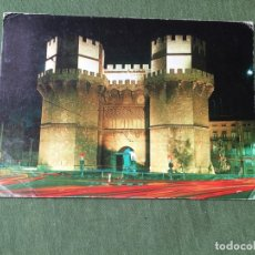 Postales: POSTAL- VALENCIA TORRES DE SERRANO - LA DE LA FOTO VER TODOS MIS LOTES DE POSTALES. Lote 180448458