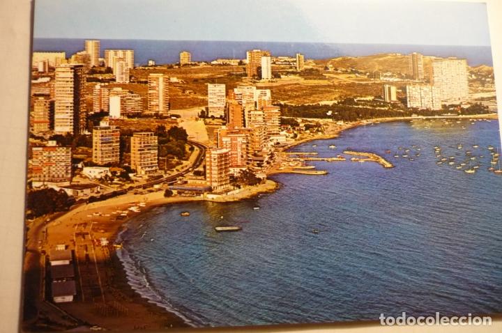 PROGRAMA ALICANTE -ALBUFERETA -PARCIAL (Postales - España - Comunidad Valenciana Moderna (desde 1940))
