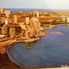 Postales: PROGRAMA ALICANTE -ALBUFERETA -PARCIAL. Lote 180464272