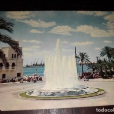 Postales: Nº 32271 POSTAL ALICANTE PLAZA DEL MAR FUENTE LUMINOSA. Lote 181693476