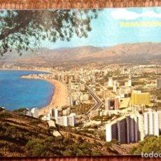 Postales: BENIDORM - ALICANTE. Lote 181885315