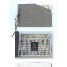 Postales: FACULTAD DE MEDICINA DE VALENCIA, PROMOCION 1956-57, 11 FOTOGRAFIAS (UNA FOTO DE LA ORLA DE LA PROMO. Lote 182561735