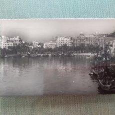 Postales: POSTAL ALICANTE . PUERTO- VISTA PARCIAL. Lote 182758478