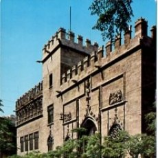 Postales: VALENCIA - LA LONJA - AÑO 1967 - SIN CIRCULAR . Lote 182783535