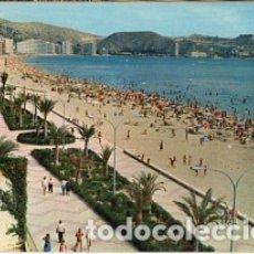 Postales: VALENCIA - CULLERA - Nº 352 PASEO MARITIMO - AÑO 1978 - SIN CIRCULAR. Lote 182895806