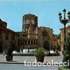 Postales: VALENCIA - Nº 1405 PLAZA DE LA VIRGEN - AÑO 1977 - SIN CIRCULAR. Lote 182896235