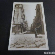 Postales: CASTELLON CALLE GONZALEZ CHERMA. Lote 182997105