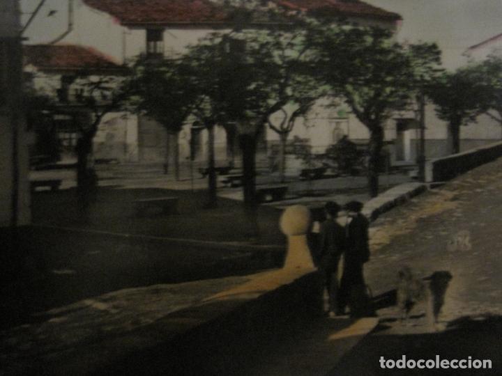 Postales: MORELLA-PLAZA DE COLON-ED·R.GUIMERA-POSTAL FOTOGRAFICA ANTIGUA-(64.178) - Foto 2 - 183195663