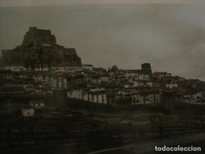 Postales: MORELLA-VISTA PARCIAL-ED·R.GUIMERA-POSTAL FOTOGRAFICA ANTIGUA-(64.180) - Foto 2 - 183195912