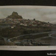 Postales: MORELLA-VISTA PARCIAL-ED·R.GUIMERA-POSTAL FOTOGRAFICA ANTIGUA-(64.180). Lote 183195912