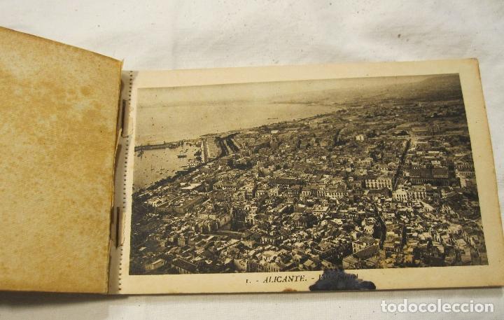Postales: ALICANTE ALACANT BLOC DE POSTALES. L. ROISIN. 14 POSTALES. 14 X 9 CM - Foto 2 - 183456521