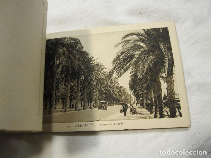 Postales: ALICANTE ALACANT BLOC DE POSTALES. L. ROISIN. 14 POSTALES. 14 X 9 CM - Foto 3 - 183456521