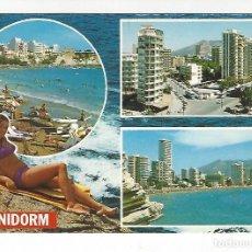Postales: 1557 - BENIDORM (ALICANTE). Lote 183569646