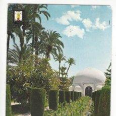 Postales: 6 - ELCHE .- PARQUE MUNICIPAL. MUSEO.. Lote 183570230