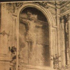 Postales: CASTELLÓN: SEGORBE. SANTUARIO DE NUESTRA SEÑORA DE LA CUEVA SANTA. FOTOTIPIA THOMAS Nº 9. AÑOS 20. Lote 183810723