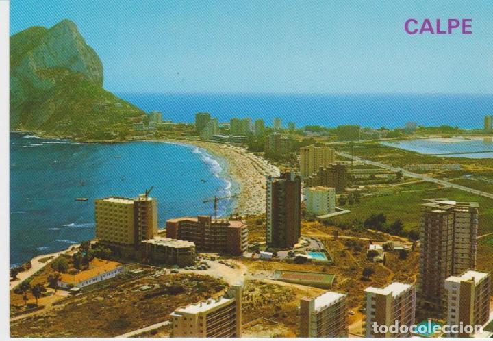 (27) CALPE. ALICANTE. PLAYA DE LA FOSA (Postales - España - Comunidad Valenciana Moderna (desde 1940))