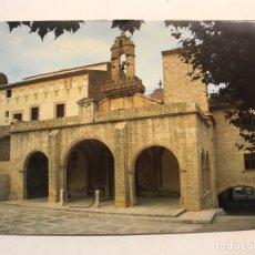 Postales: TRAIGUERA (CASTELLÓN) POSTAL REIAL SANTUARI VERGE FONT DE LA SALUT. FACANA DEL PORTIC ...(A.1995). Lote 183860865