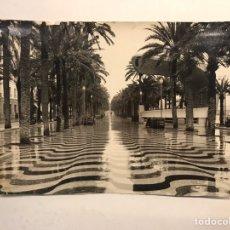 Postales: ALICANTE. POSTAL NO.106, EXPLANADA DE ESPAÑA. EDITA: FOTO HNOS. GARCIA (H.1960?) CIRCULADA. Lote 183959277