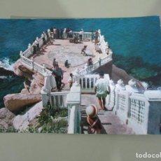 Postales: BENIDORM - PLAZOLETA DEL CASTILLO - ESCRITA. Lote 184701006