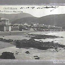 Postales: TARJETA POSTAL. CASTELLON. LAS VILLAS DE BENICASIM. 466. ANDRES FABERT. Lote 184921582