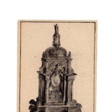 Postales: ALTURA.(CASTELLÓN).- TEMPLETE DE NUESTRA SEÑORA DE LA CUEVA SANTA.. Lote 186343090
