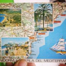 Postales: POSTAL BENIDORM N 120 RUECK. Lote 187458416