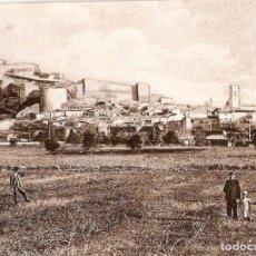 Postales: POSTAL DENIA SERIE 1º - VISTA GENERAL PARTE NORTE. Lote 187474967