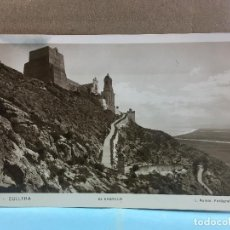 Postales: POSTAL DE CULLERA - EL CASTILLO - FOTOGRAFO L.ROISIN Nº 13. Lote 188433457