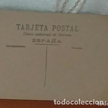 Postales: INFANTA ISABEL EN LA CAPILLA DE LA VIRGEN. EXPOSICIÓN REGIONAL VALENCIANA. ANTIGUA POSTAL. - Foto 2 - 202292315