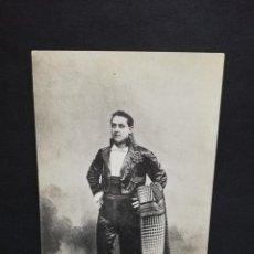 Postales: TARJETA POSTAL DE VALENCIA. TRAJE DE LABRADOR EN DIA DE FIESTA. . Lote 190121688