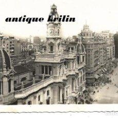 Cartoline: VALENCIA Nº 30 PLAZA DEL CAUDILLO .- EDICIONES CRIS ADAM . Lote 190358105