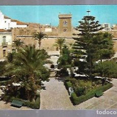 Cartes Postales: TARJETA POSTAL. SANTA POLA. ALICANTE. GLORIETA Y CASTILLO. Nº 3. A.SUBIRATS. Lote 190412908