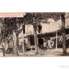 Postales: VALENCIA.- GRAN BALNEARIO DE FUENTES PODRIDAS. MANANTIAL DONDE TOMAN EL AGUA. LOS SEÑORES BAÑISTAS.. Lote 190611227