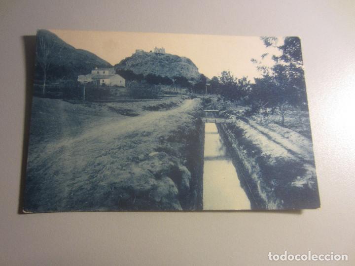 POSTAL NOVELDA ( ALICANTE ) (Postales - España - Comunidad Valenciana Antigua (hasta 1939))