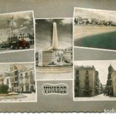 Postales: RECUERDO DE VINAROZ- 5 VISTAS. Lote 190924168