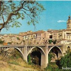 Cartes Postales: == B1388 - POSTAL - ONTENIENTE - PUENTE DE SANTA MARIA . Lote 191107081