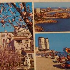 Postales: POSTAL 1980 OROPESA DEL MAR. CASTELLON. Lote 191437722