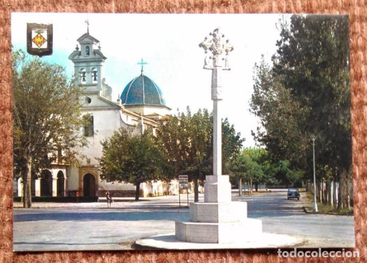 CASTELLON - ERMITA DE NTRA. SRA. DE LLEDÓ (Postales - España - Comunidad Valenciana Moderna (desde 1940))
