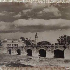 Postales: POSTAL 1952. VALENCIA, PUENTE DEL REAL. Lote 191453368