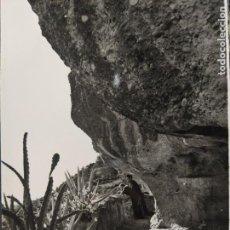 Postales: ZORITA DEL MAESTRAZGO-CAMINO CAVADO EN LA ROCA-1006-COMAS ALDEA-POSTAL ANTIGUA-(66.679). Lote 191732277